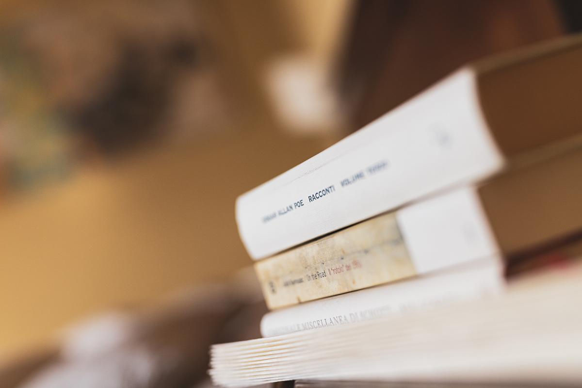 libri casa dei racconti